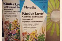 For the kiddies / #Organic snacks, medicine, vitamins & more for kids