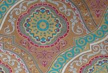moroccan fabrics