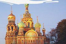 Rússia / Tudo sobre a Rússia