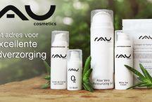 Over ons / RAU Cosmetics Nederland heeft het kantoor in Tilburg.