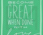 Quotes I Heart!