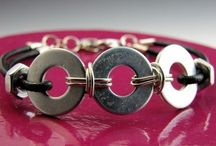 Cool jewelry / Mainly bike and inner tubes jewelry