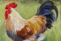 Zwierzęta malowane