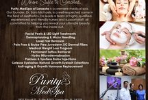Purity MedSpa of Sarasota / Purity MedSpa of Sarasota will be in Sarasota's Club Links Magazine next to the 2016-2017 PGA Tour Schedule. Grab an issue today at your local golf & country club! Check out our services & call to make an appointment! 941.567.8048