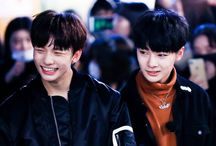 Hyunjin-Jeongin -Stray Kids-