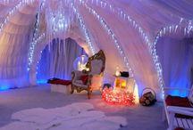 Santas grotto