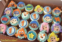 parties - bubble guppies