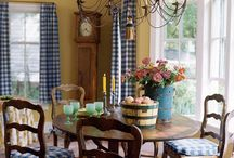 Dining Rooms / by Kim Bybee