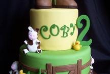 Farm cakes