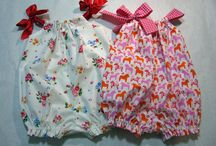 bloomers and rompers