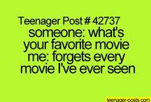 Teens - relate..