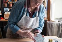 Artists, artisans and craftspeople