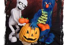 Halloween / Time to book your Halloween puppet show! Contact us now! www.pullinstrings.com