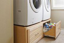 Gépek a konyha mosó helység