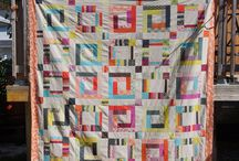 Log Cabin Quilts I Like / by Patricia Belyea
