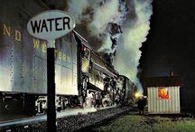 O Winston / trains