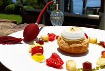 Sweet tentations on the French Rivera / Delightful creations of our Pastry Chef Jean-François Barbéris - Les délicieuses créations de notre Chef Pâtissier Jean-François Barbéris