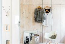Robe doors