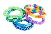 Gumičky Rubber Loops / Rubber Loops bands