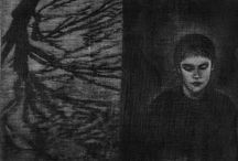 my art old stuff / A random selection of older works in various media