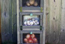 Vegetable cupboard