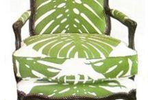 Upholstery fabric ideas