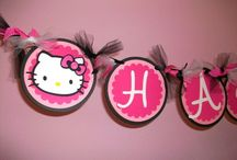 Hello Kitty Party / by Emilie McFarlane