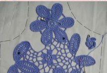 irish crochet idea