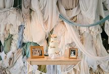 backdrop & aisle ideas