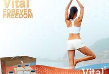 Vital5 of FOREVER / Η προηγμένη διατροφή