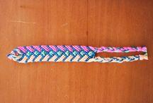braccialetti cotone