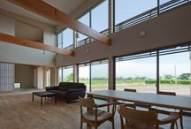 igawa-arch/An house optimized for four seasons