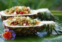 Hawaiian Food and Drink / by Beverly Kennedy