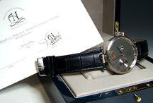 AnL - Lange 1 UNIQUE cased in 18k Gold and Titanium Handmade