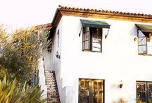 Santa Barbara style Ranch House