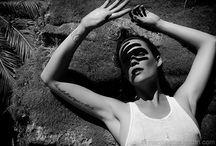 Sarah Dumont by Manfred Baumann