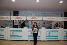 CNR ISTANBUL HEALTH EXPO / CNR ISTANBUL HEALTH EXPO