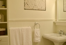 Powder Room / by Painting Beauty From Ashes- The Lavender Tub