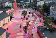 Barwa w przestrzeni miejskiej