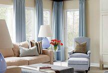 Window Treatment Ideas / by April Leigh Smeraldo