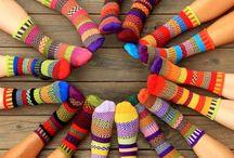 Fun Socks / Fun, warm, comfy, and stylish socks