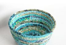 Coiled Rope Bowls