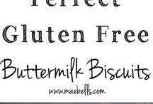 Gluten free misc