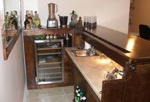 Small home bars