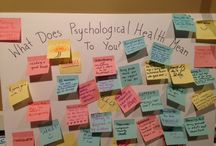 Piece of Mind at McGill University / The BC Psychological Association is excited to partner with Unleash the Noise to bring you a Piece of Mind Art Exhibition at McGill University.  Piece of Mind is an art exhibition showcasing pieces of work that answer the question: What does psychological health mean to you?