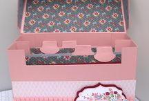 Crafts: Boxes / by Cindy Hehmann
