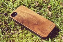 Natural protection for your phone. / The coolest and most unique cases made out of natural resources to protect your phone from taking damage.