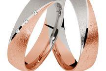 Svatební prstýnky