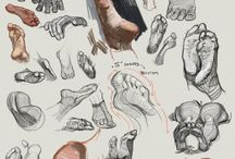 Feet (Drawings)