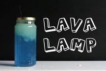 lamp à lave